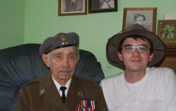 Wywiad z Michałem Laskiem – weteranem 1. SBS, Clifton (USA), 5 września 2014